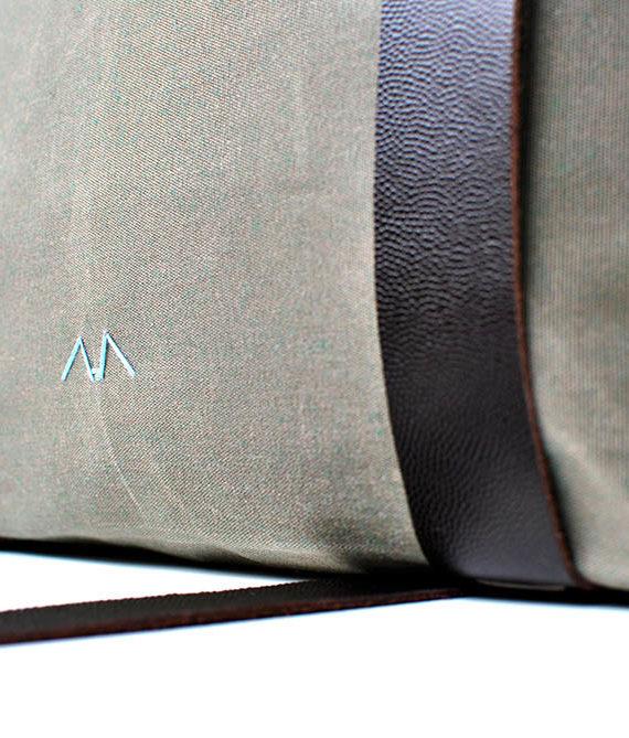 Zipper daypack 302 - InconnuLAB